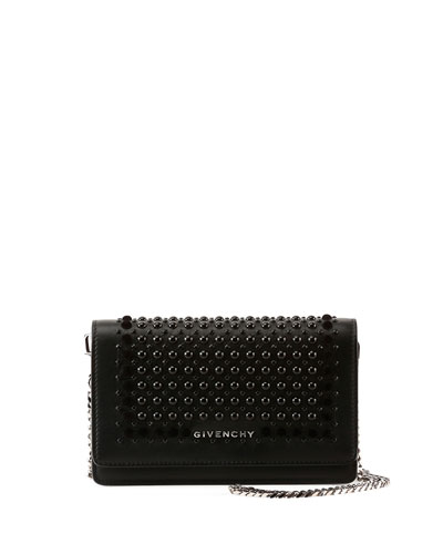 Pandora Studded Wallet-on-a-Chain