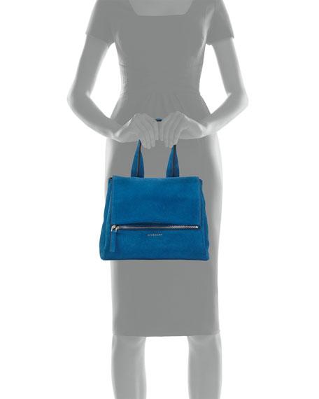 e682ec2d03 Givenchy Pandora Pure Small Suede Satchel Bag