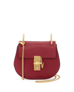 Drew Small Python Shoulder Bag, Multi