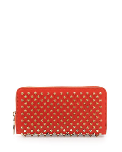 Panettone Spiked Zip Wallet