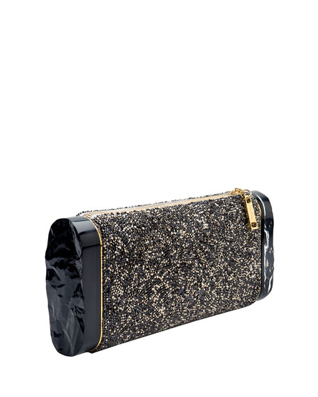 Soft Lara Rocks Clutch Bag