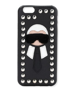 Karlito iPhone 6 Case, Black