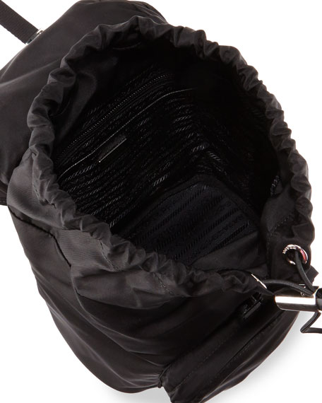 prada nylon shopping tote - Prada Vela Nylon Small Backpack