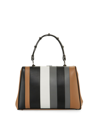 prada nylon and leather tote - Prada Handbags : Totes & Shoulder Bags at Bergdorf Goodman