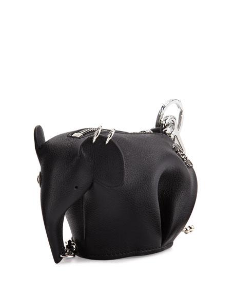 Loewe Elephant Charm Keychain XpYWU