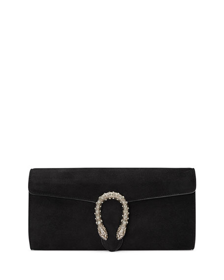 Gucci Dionysus Suede Small