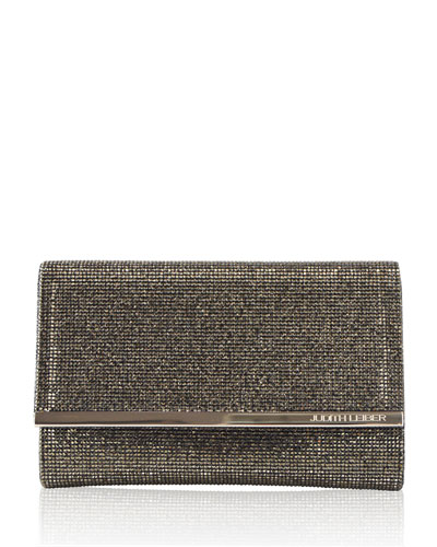 Guilia Fully Beaded Clutch Bag