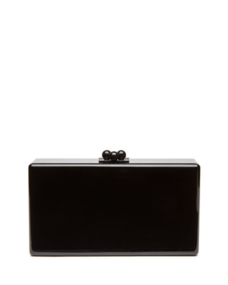 Jean Jewelie Clutch Bag, Black Multi
