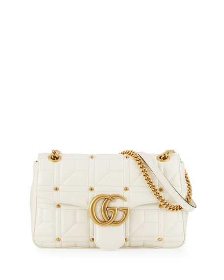 Gucci GG Marmont 2.0 Medium Quilted Shoulder Bag f0808972b3f9d