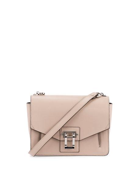 Hava Leather Shoulder Bag
