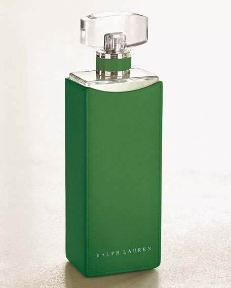 Ralph Lauren RL Collection - Green Leather Case