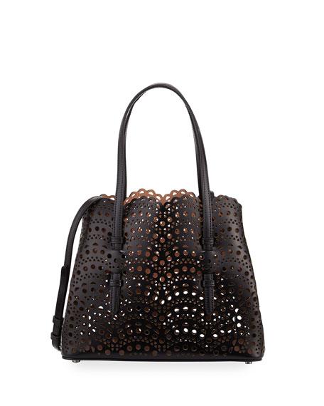 Small Tote Bag, Black