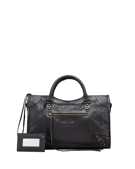 Classic City Bag, Black