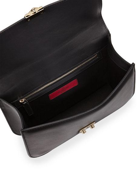 Rockstud Flap Shoulder Bag