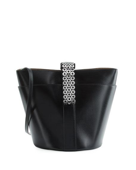 Large Bucket Bag, Black