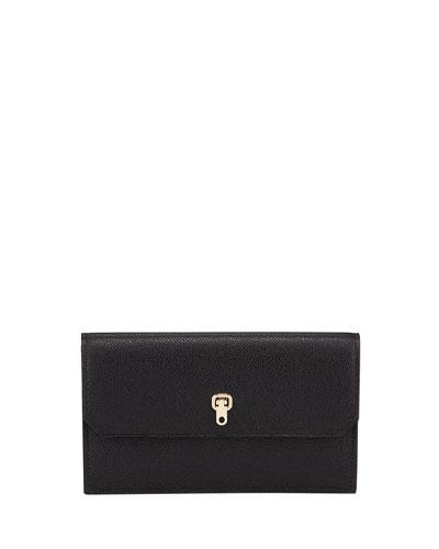 Textured Medium Wallet