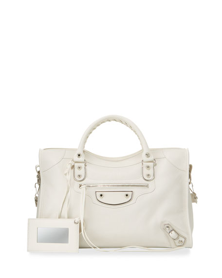 abb4c61685a0 Balenciaga Classic Metallic Edge City Bag