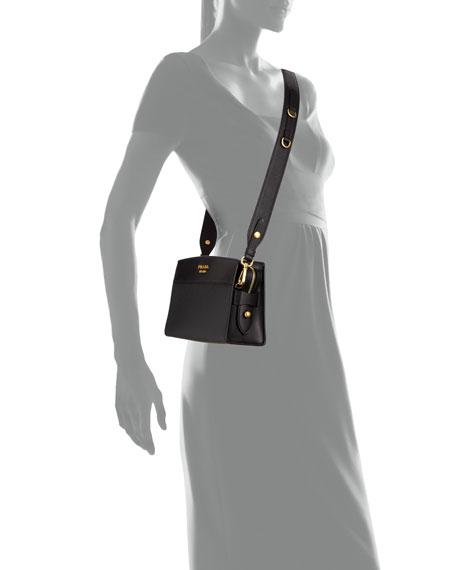 af8c1521fd74 Prada Esplanade Saffiano Crossbody Bag
