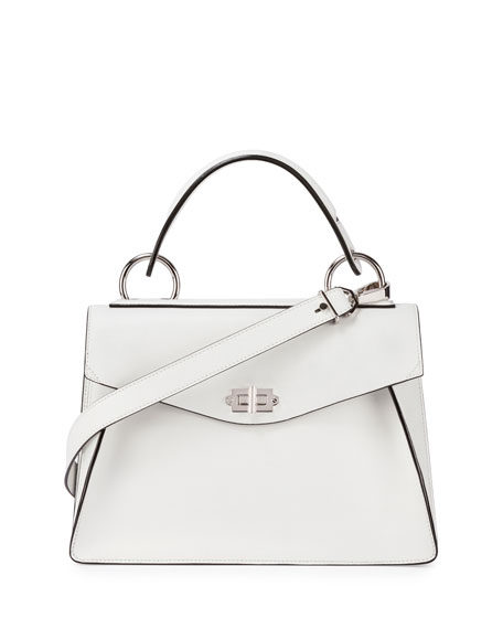 Proenza Schouler Hava Medium Top-Handle Satchel Bag
