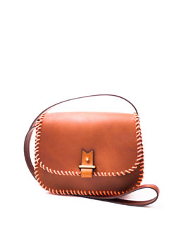 Rohan Small Whipstitched Crossbody Bag