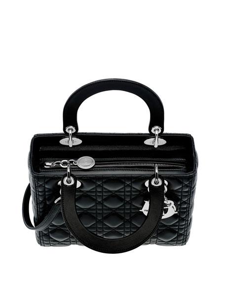 Dior Medium Lady Dior Bag with Strap a4ea4e2b60