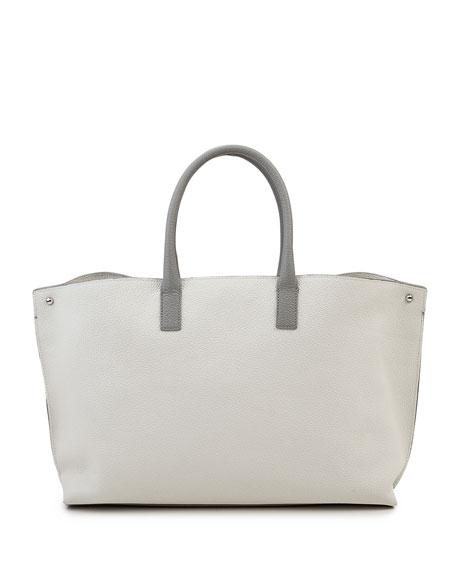 Ai Small Tri-Color Messenger Bag