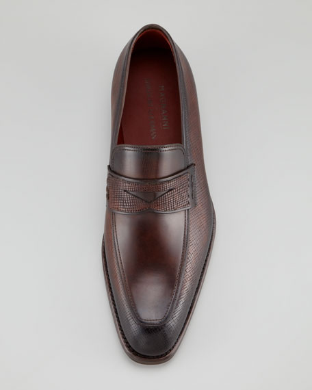 Wellington Penny-Keeper Loafer, Brown