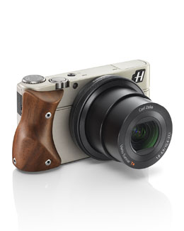 Stellar Camera with Walnut Grip