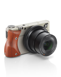 Stellar Camera with Padouk Wood Grip