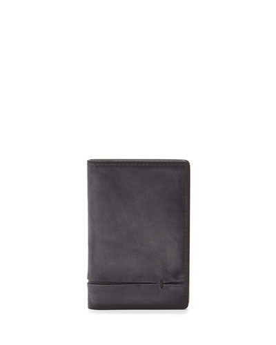 Jagua Bound-Seam Bi-Fold Wallet