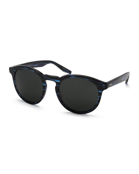 Goodman Acetate Sunglasses, Midnight Tortoise