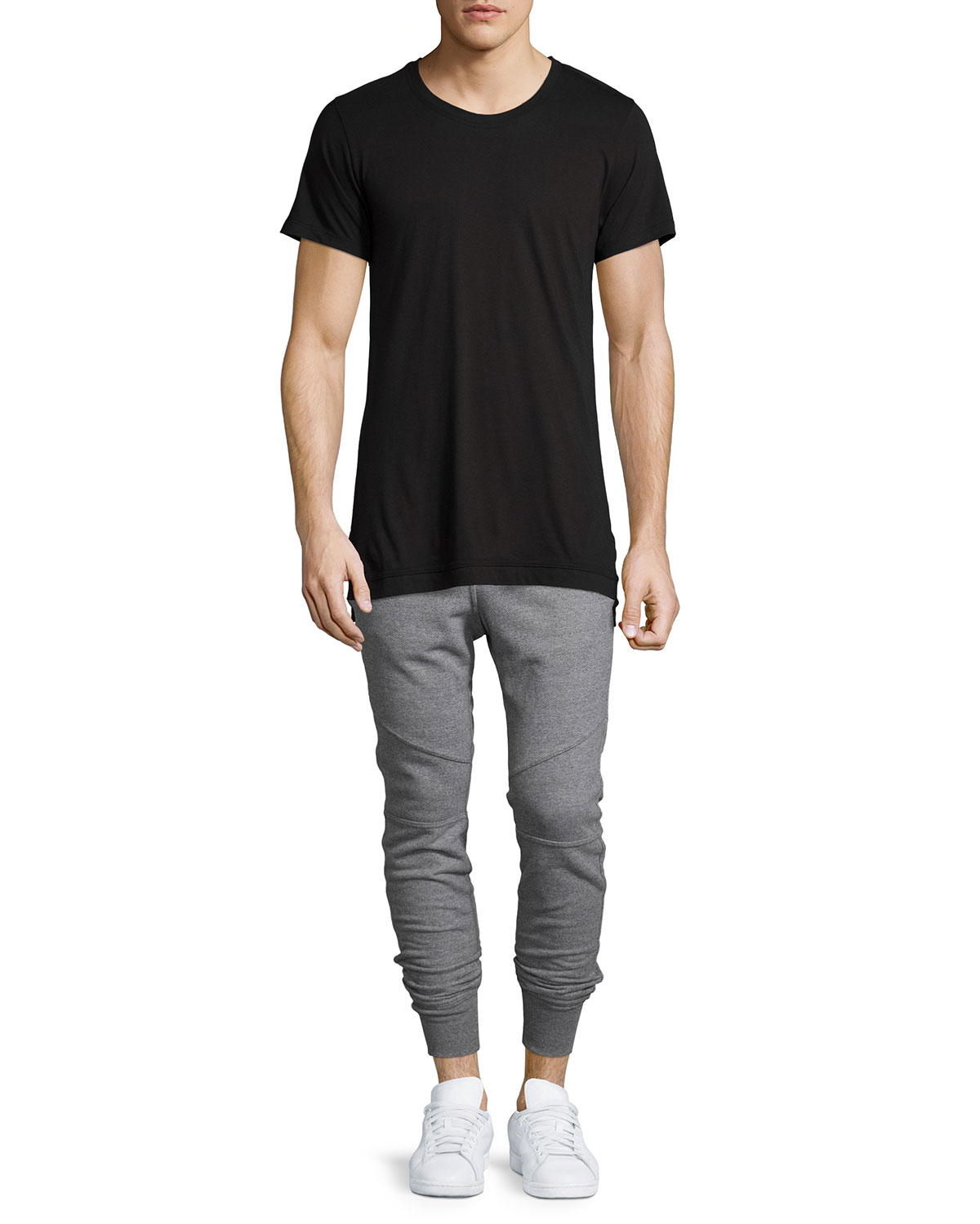 outlet boutique shop for luxury enjoy discount price John Elliott Escobar Slim-Fit Sweatpants, Dark Gray