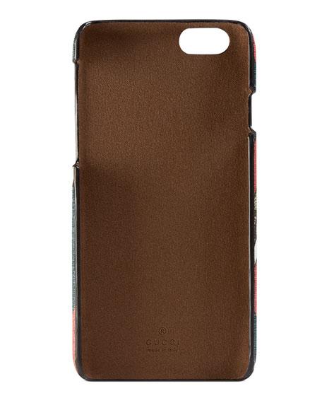 Chevron Supreme Canvas iPhone 6 Case, Multi