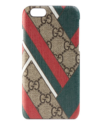 Chevron Supreme Canvas iPhone 6 Case, Multi