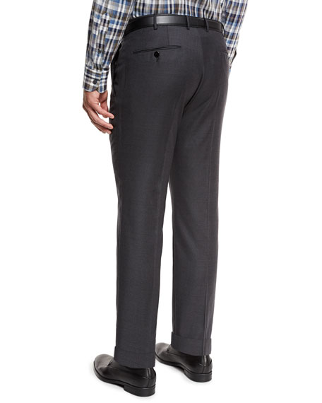 Trofeo Charcoal Trousers, Charcoal