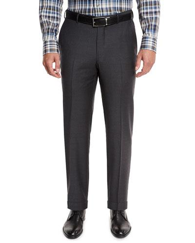 Trofeo Charcoal Trousers, Charcoal
