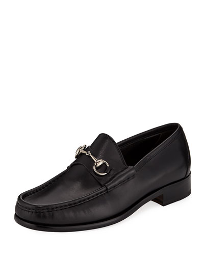 Men's Classic Horsebit Loafers