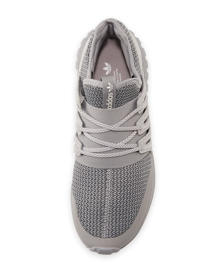 Men's Tubular Radial Trainer Sneaker, Gray