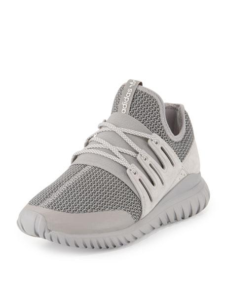 ba03192c8d13 Adidas Men s Tubular Radial Trainer Sneaker