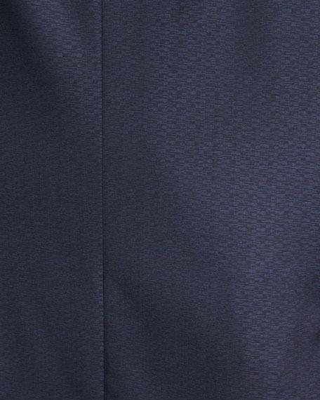 Virgin Wool Tuxedo Suit