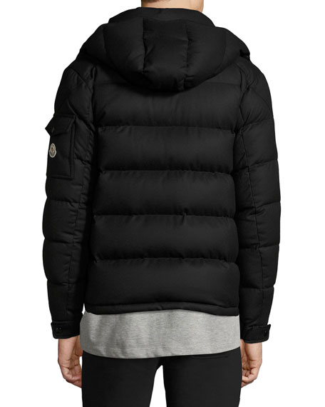 Montgenevre Wool Down Jacket