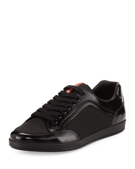 patent oxford shoes - Red Prada