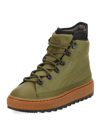 The Ren Leather Hiking Boot