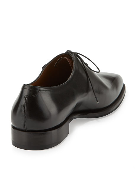 Allesandro Leather Dress Shoe, Black