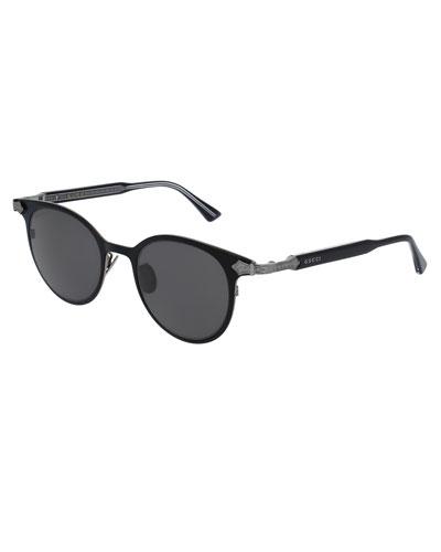 H And M Sunglasses  gucci men s sunglasses aviators round sunglasses at bergdorf