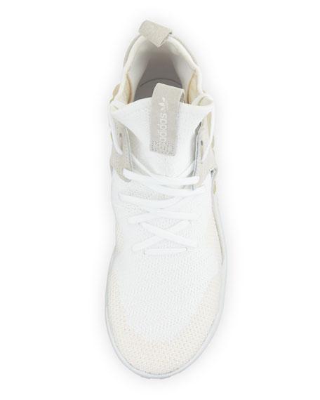 Tubular X Primeknit Trainer, Running White/Vintage White