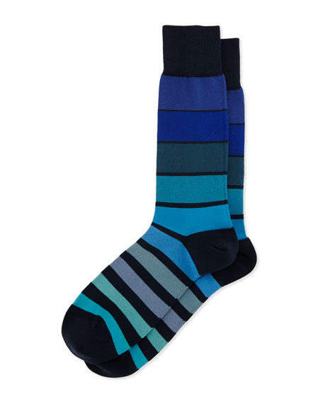 Grad Colorblock Socks
