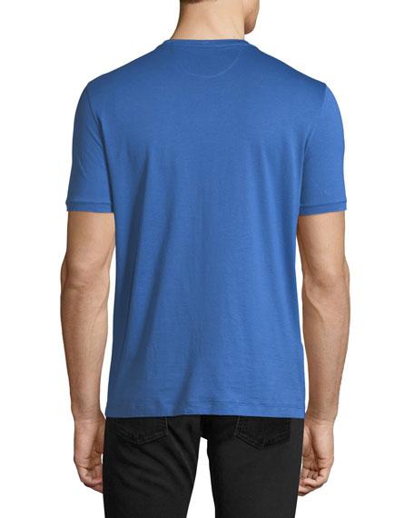 Crystal Monster Eyes Short-Sleeve T-Shirt