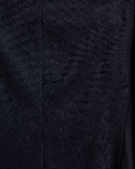 Milano Easy Fit Cool Effect Wool Sport Coat, Navy