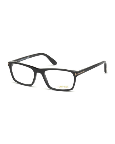 Matte Acetate Square Optical Glasses